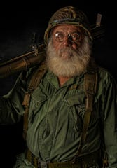 Rick Clevenger is featured in the Vietnam Veterans Portrait Project opening Dec. 1