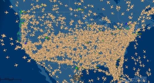 Flight Aware