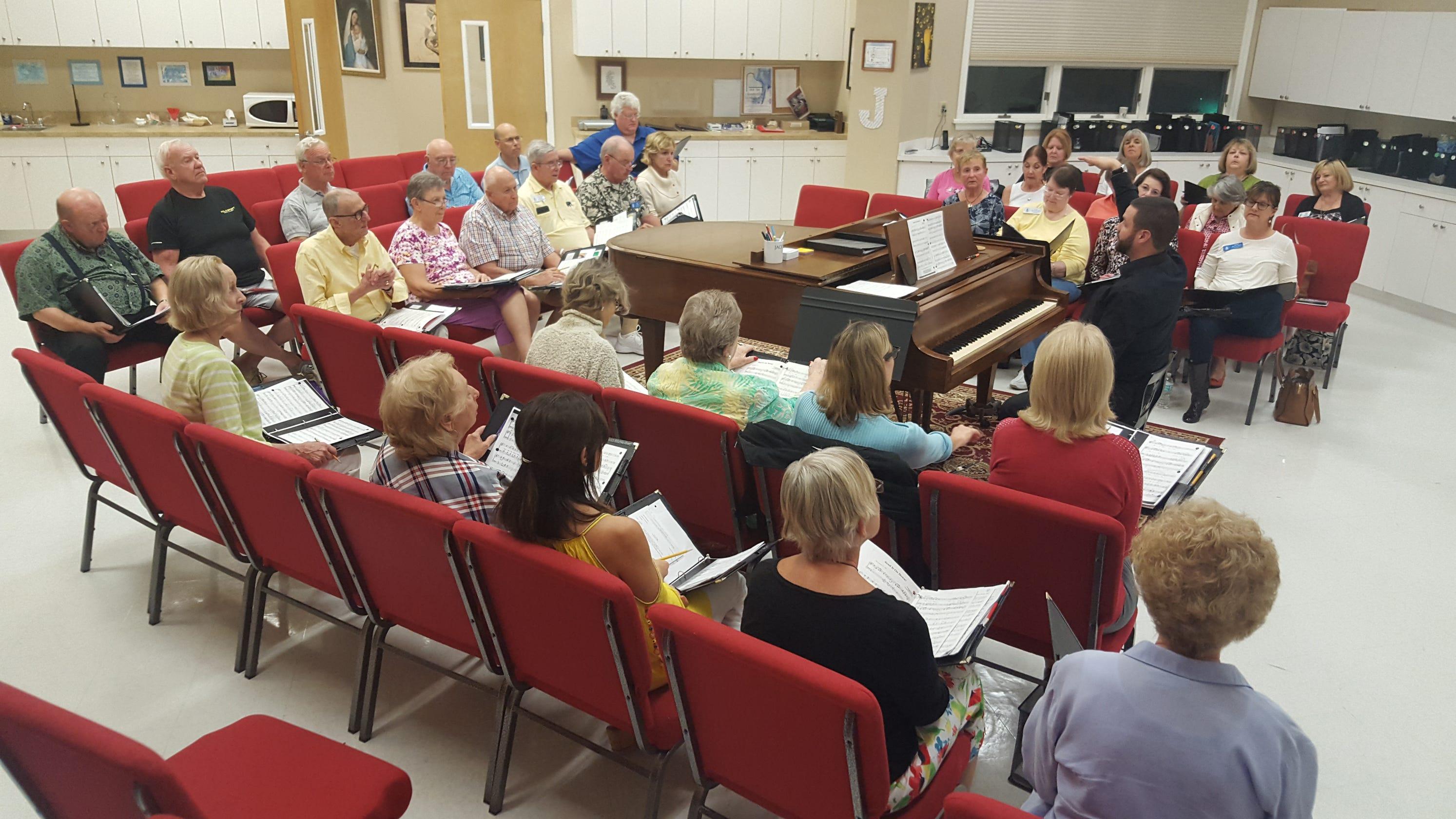 First Presbyterian Church to present 'Appalachian Winter,' a Christmas cantata on Dec. 23