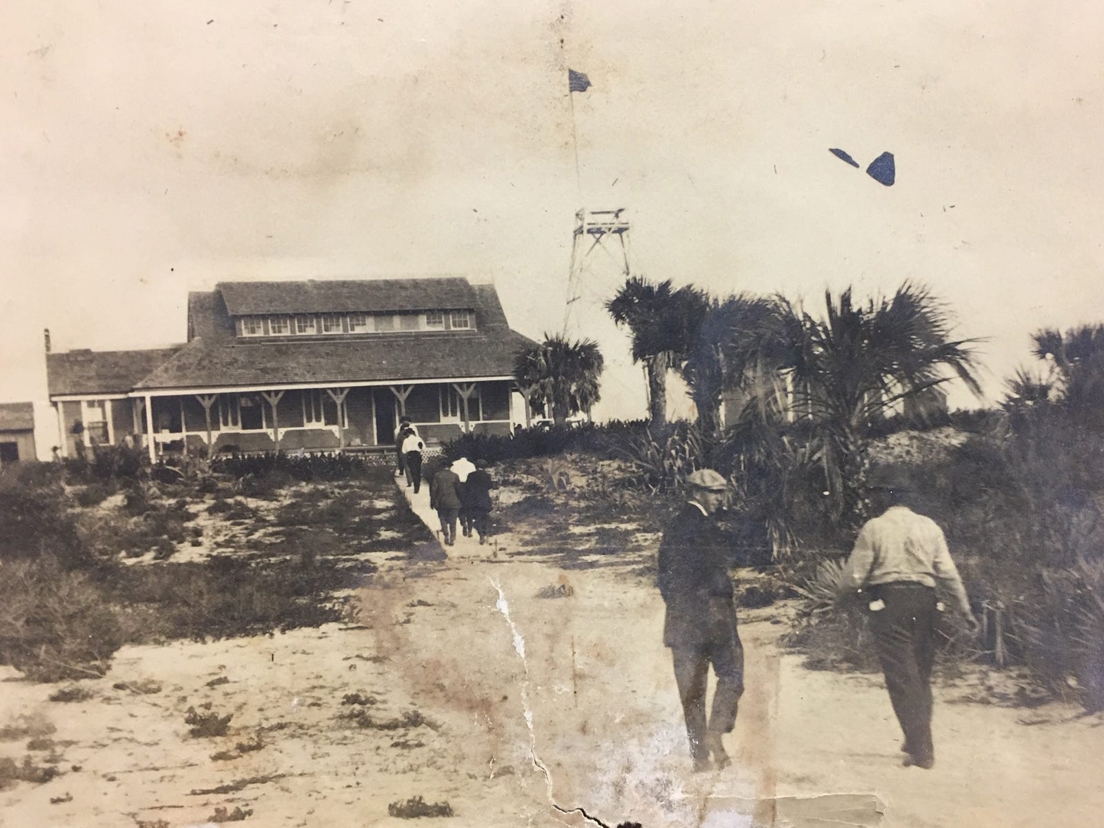 Bethel Creek House of Refuge in Vero Beach, pre-1920.
