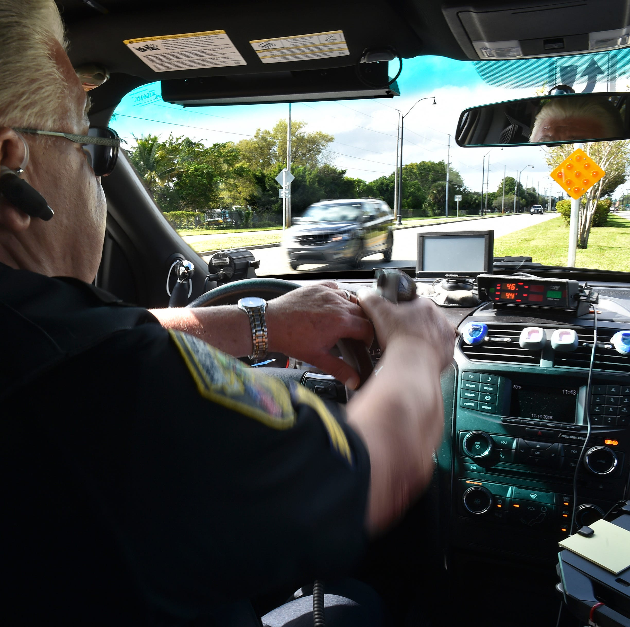 Port St. Lucie police cracking down on speeders on Crosstown Parkway
