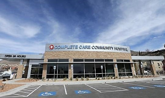 Insurance payment cuts are one reason Dallas-based Complete Care to close is new microhospital at 4642 N. Mesa St., in West El Paso, and its two freestanding emergency rooms in El Paso.