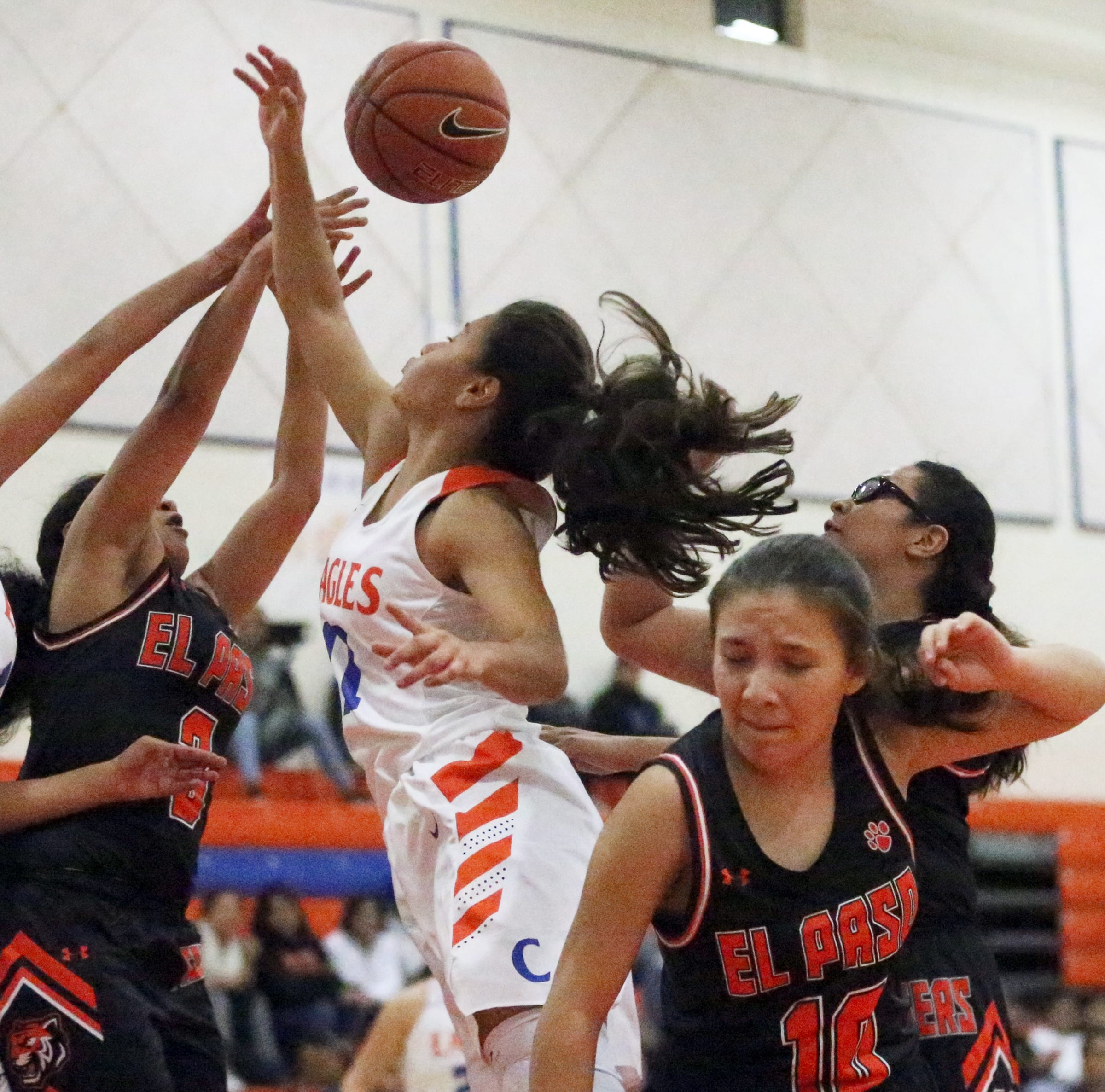 El Paso high school basketball: Tuesday, Nov. 20 boys and girls results