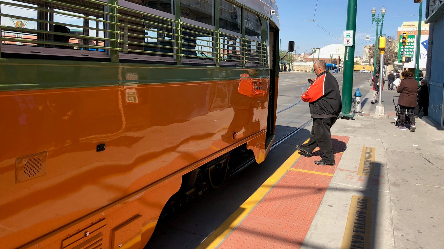El Paso Streetcar extends free rides through end of October