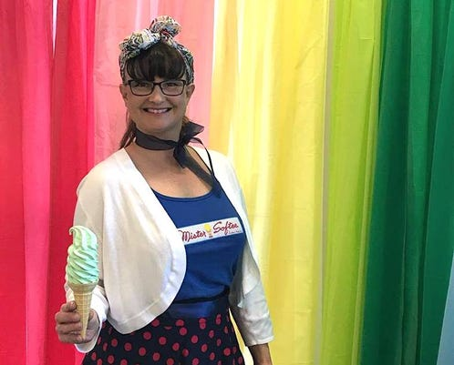 Bobbi Hiller Rainbow