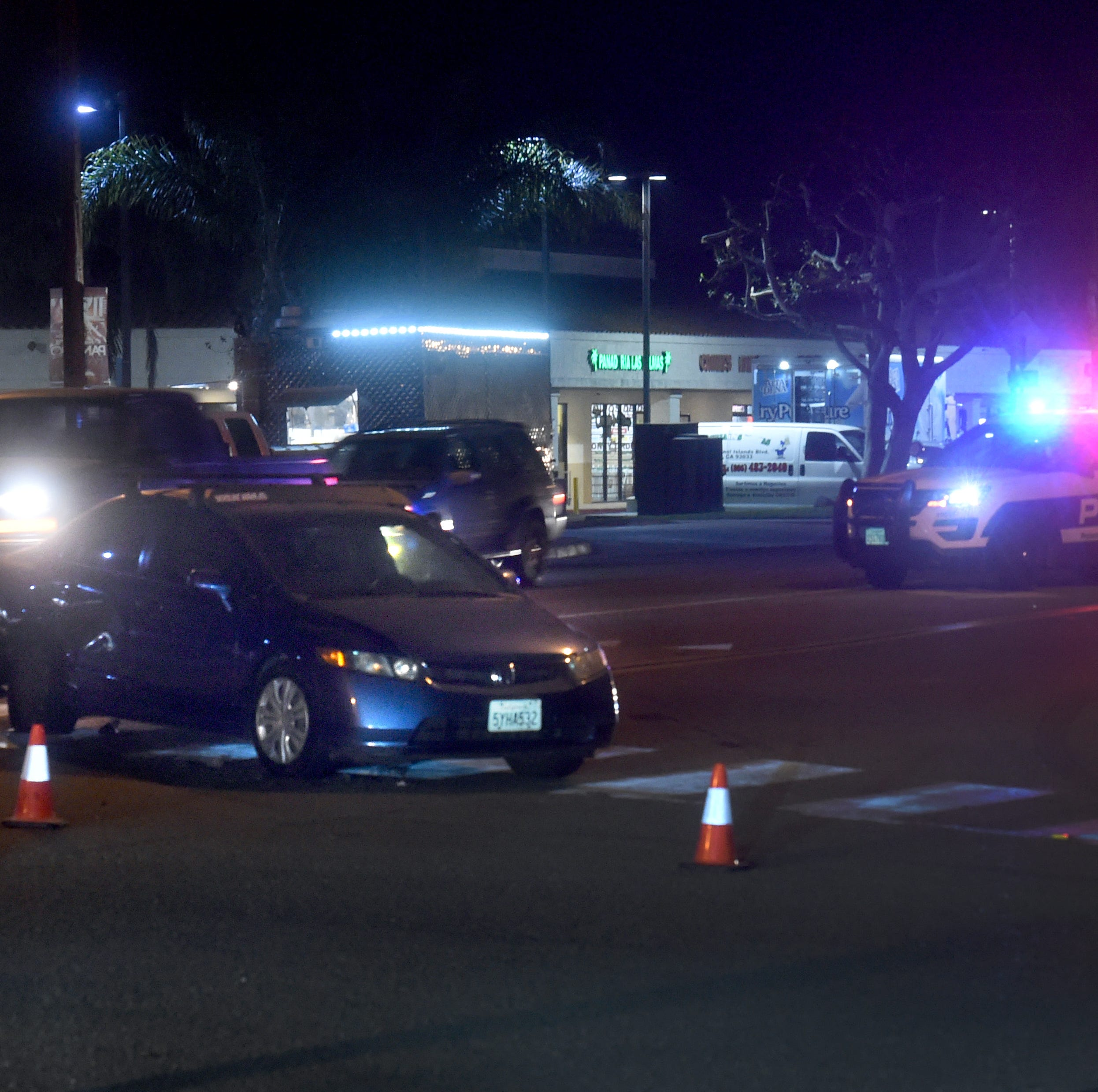 Three arrested after crash and shooting in Oxnard