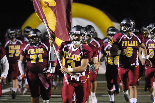 The Tulare Union High football team will be playing for a Central Section Division II championship for the second straight year.