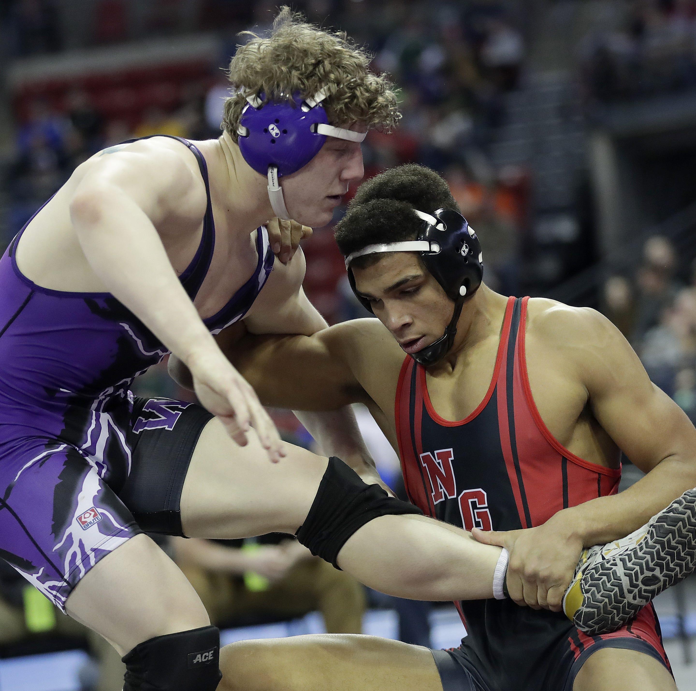 High school wrestling: N/G/L's Stephen Buchanan continuing career at Wyoming
