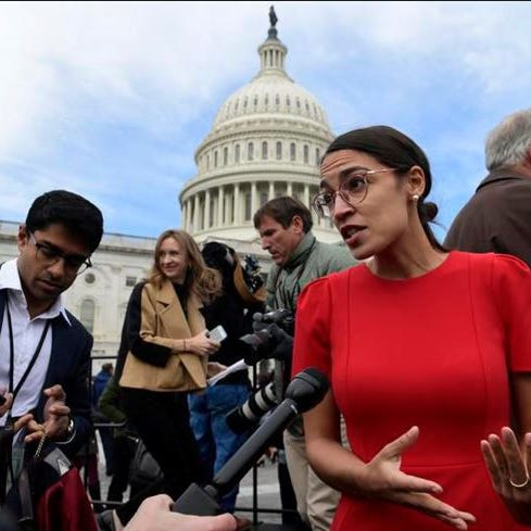 Ocasio-Cortez breaks the rules - and that's what scares her opponents | Navarrette