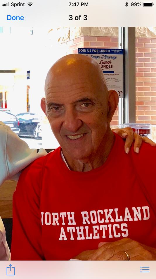North Rockland Tennis Coach Alan Benet 2