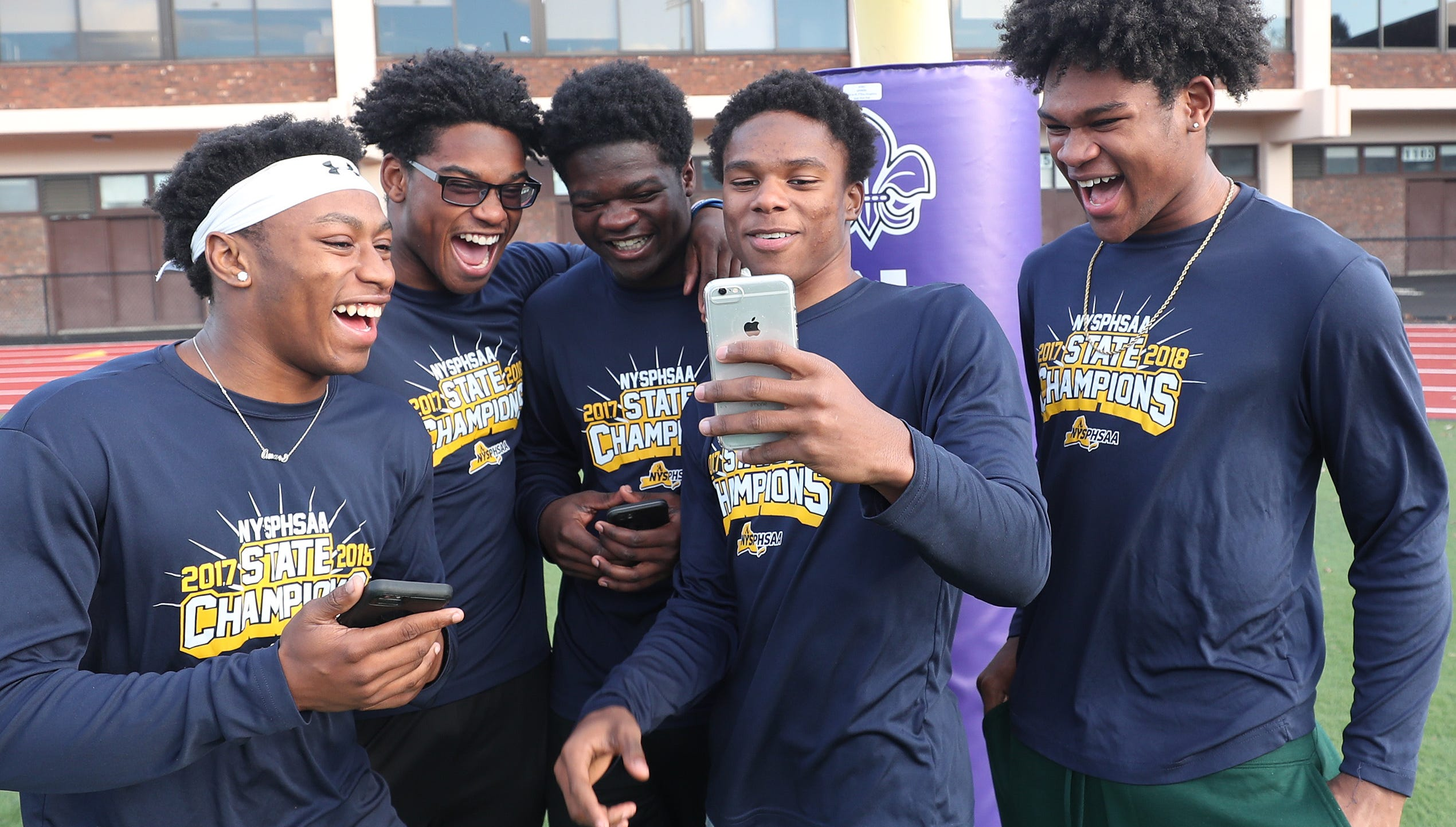 Football: New Rochelle speedsters seeking another state title