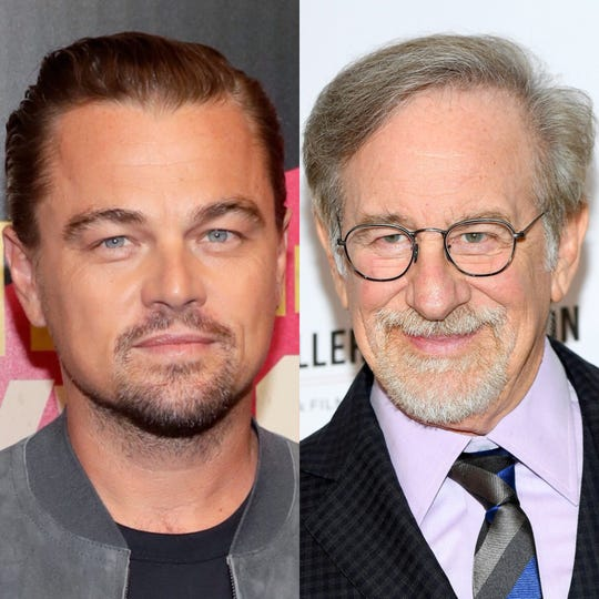 "Screenwriter David James Kelly's next project, based on the biography ""Grant"" by Ron Chernow, is slated to be directed by Steven Speilberg with Leonardo DiCaprio playing the former U.S. president."