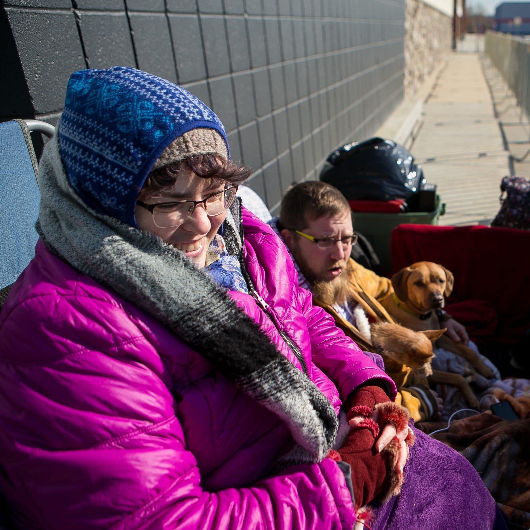 Couple camped outside Best Buy say they will spend up to $15,000 on Black Friday purchases