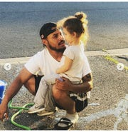 James Warrington II died in a car crash Monday night on Del. 1. His family said the 25-year-old roofer was a great father to his daughter, 4-year-old Paige Marie.