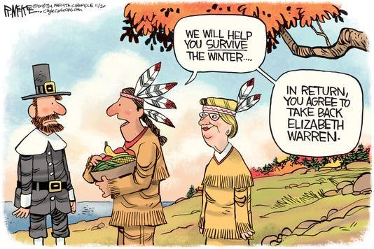 1124 Editorial Cartoon