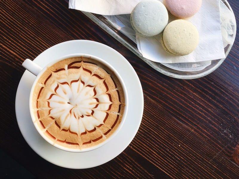 ICI Macarons & Cafe