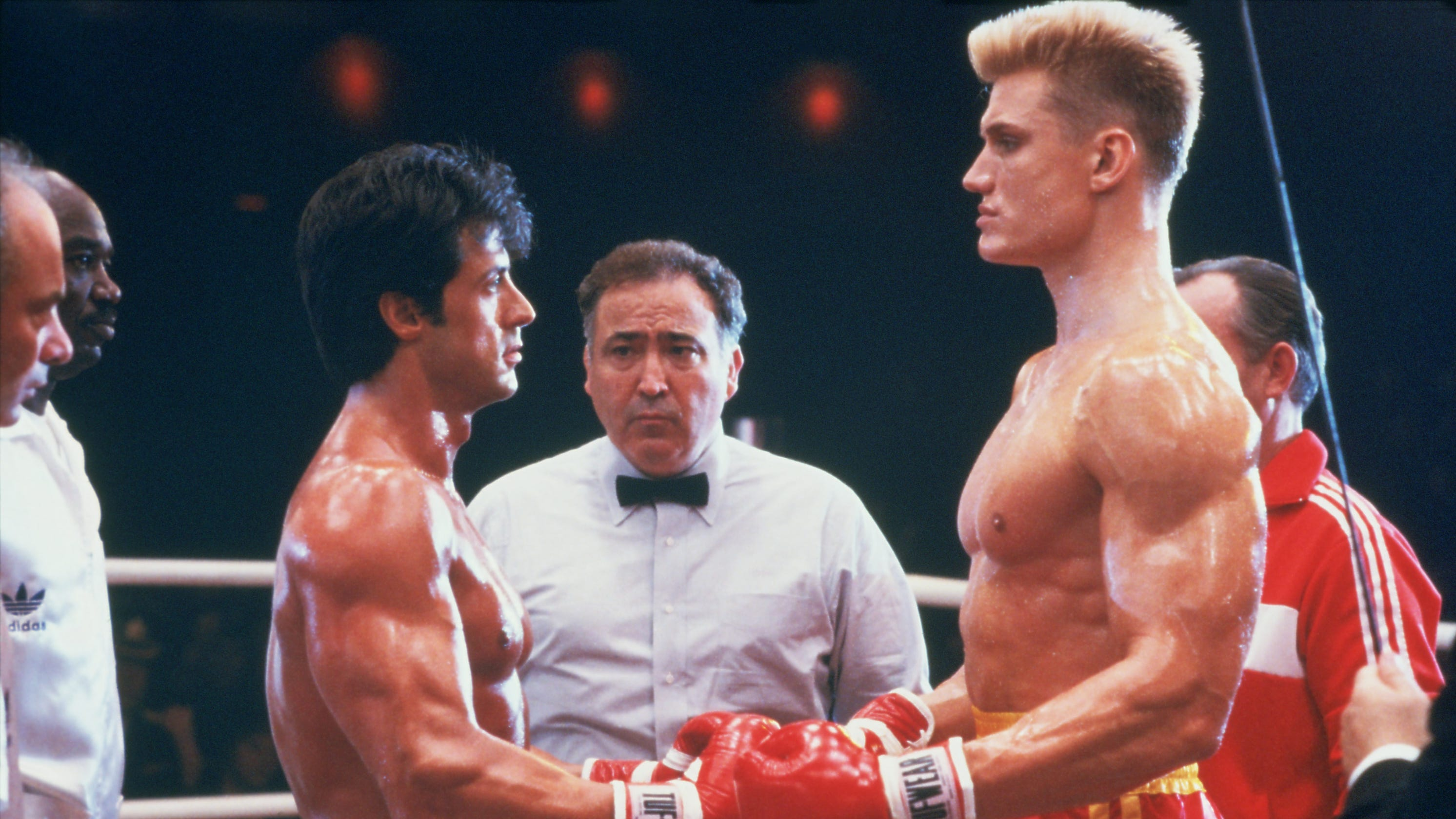 fdad4d4dfce101 How  Creed 2  rewrites Dolph Lundgren Ivan Drago s  Rocky IV  cold saga