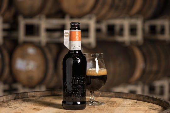 Black Friday means the annual release of Goose Island Bourbon County Brand Stout beers. This year, there's a new flavor: Bourbon County Midnight Orange Stout.