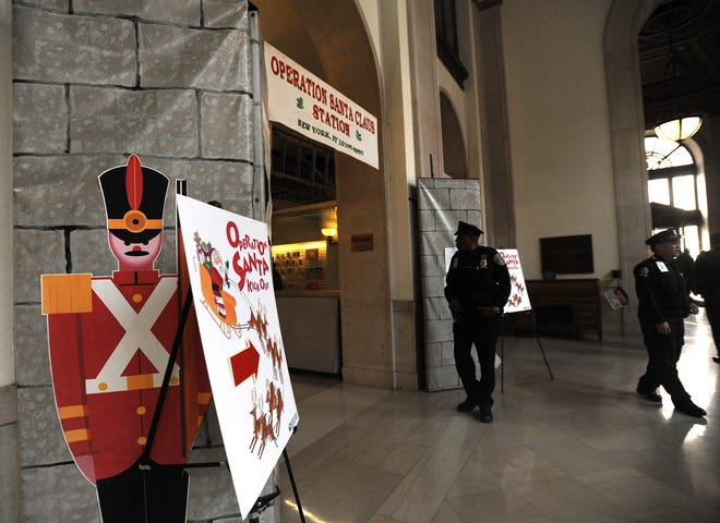 Operation Santa, the U.S. Postal Service's letters to Santa program, kicked off its 100th year with fanfare at New York's Farley Post Office on Dec. 4, 2012. In 2018, the program that connects donors with needy kids is expanding into digital in certain cities.