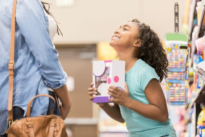 Kids aren't born feeling entitled or spoiled. They learn it from well-intentioned parents who don't realize they're teaching it by giving in to their kid's demands.