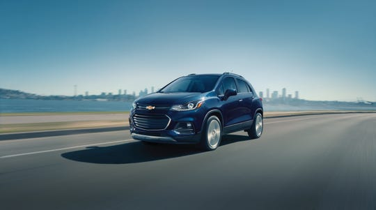 The new recall covers the 2015 through 2018 model years of the Chevrolet Trax.