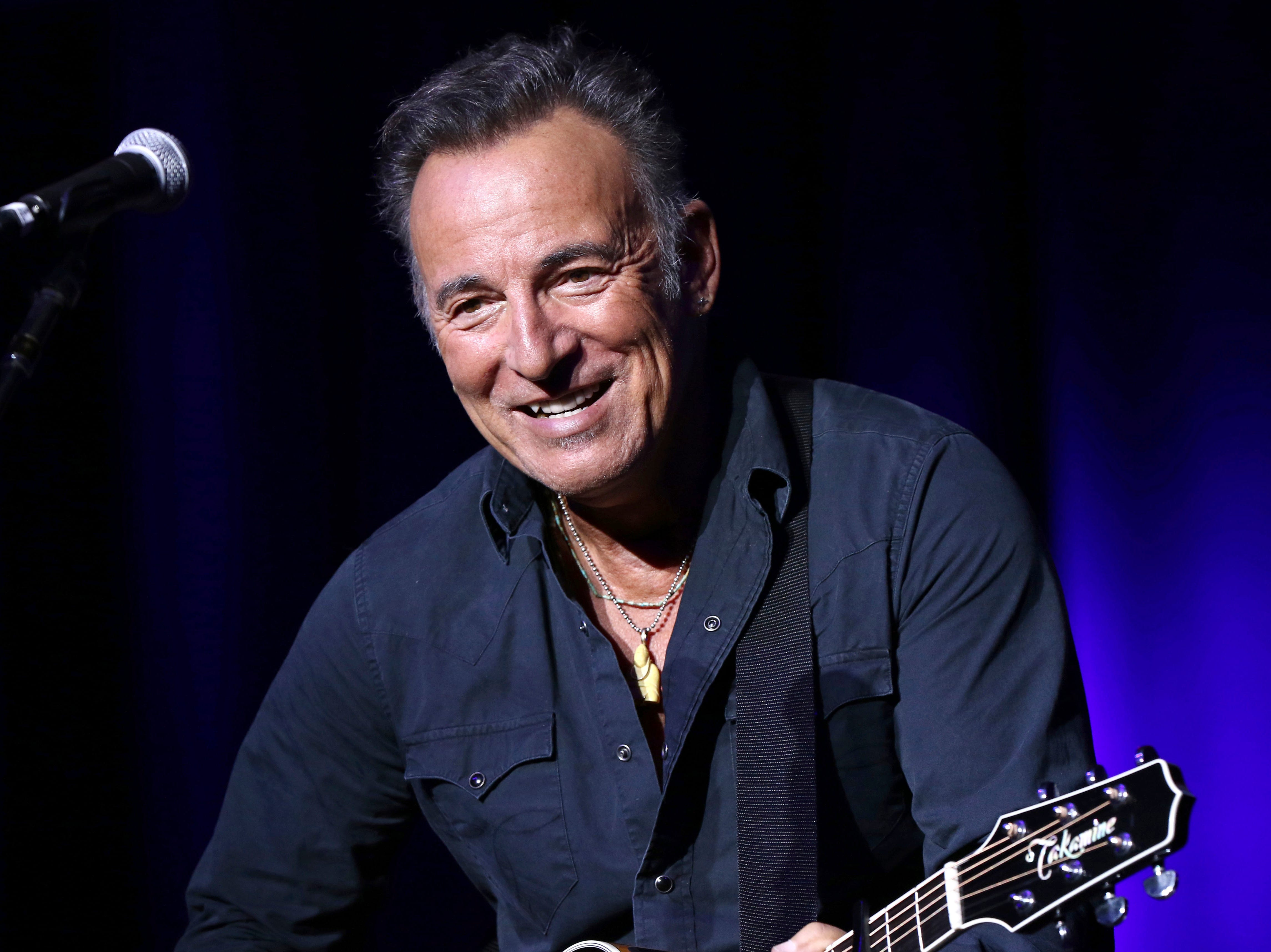 """The soundtrack and Netflix special for  """"Springsteen on Broadway"""" both drop this week."""