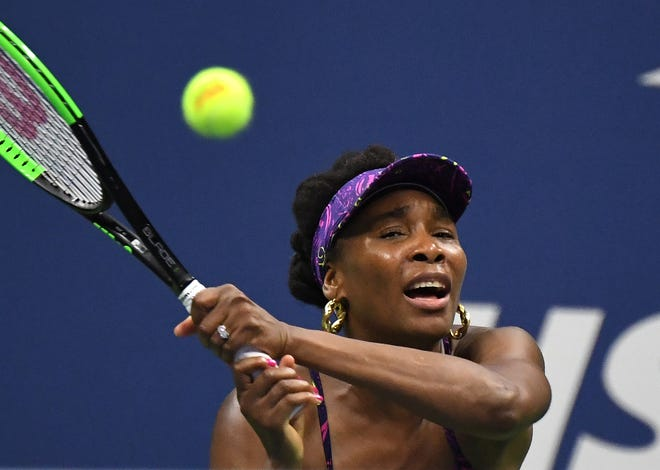 Venus Williams previously was cleared in a 2017 accident that fatally injured a 78-year-old man.