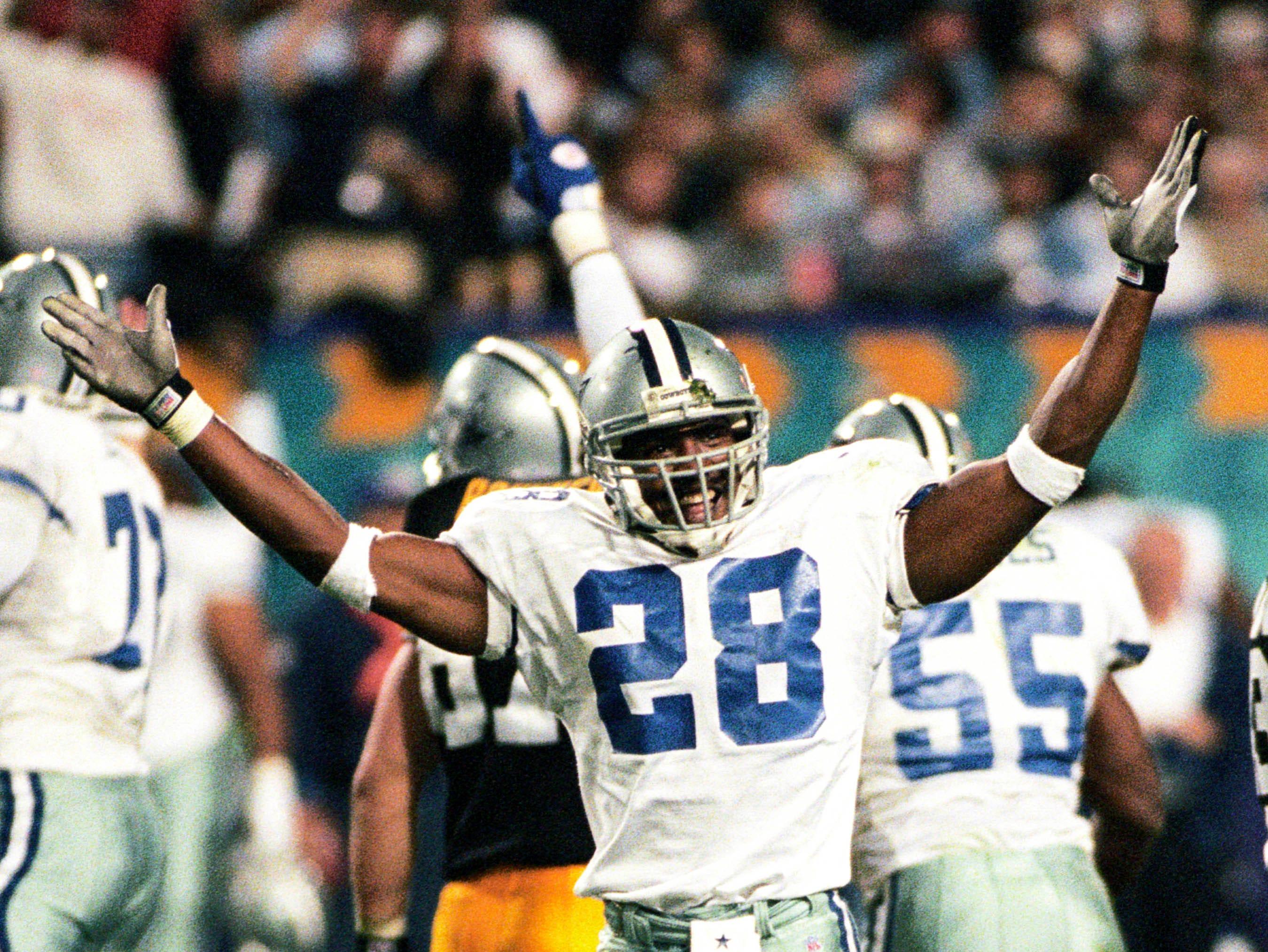 Darren Woodson, S – 1992-2003 Dallas Cowboys