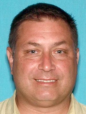 Paul Caneiro, 51, of Ocean Township, New Jersey