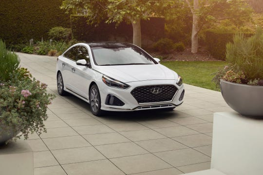 Consumer Reports says that used Hyundai Sonatas made in 2015, 2016 and 2018 are good choices for teen drivers because the cars come with standard advanced safety features like forward collision warning, automatic emergency braking with pedestrian detection, and lane centering. Be sure to get the 4-cylinder non-turbo versions.