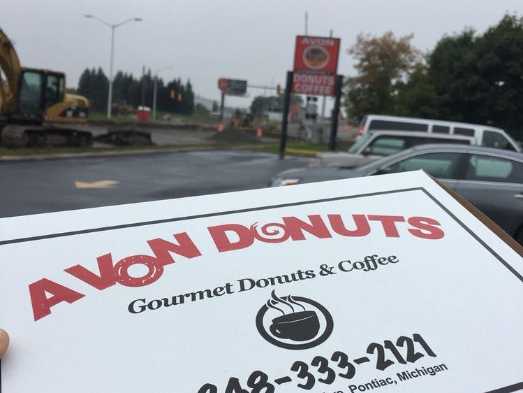 Avon Donuts Inc
