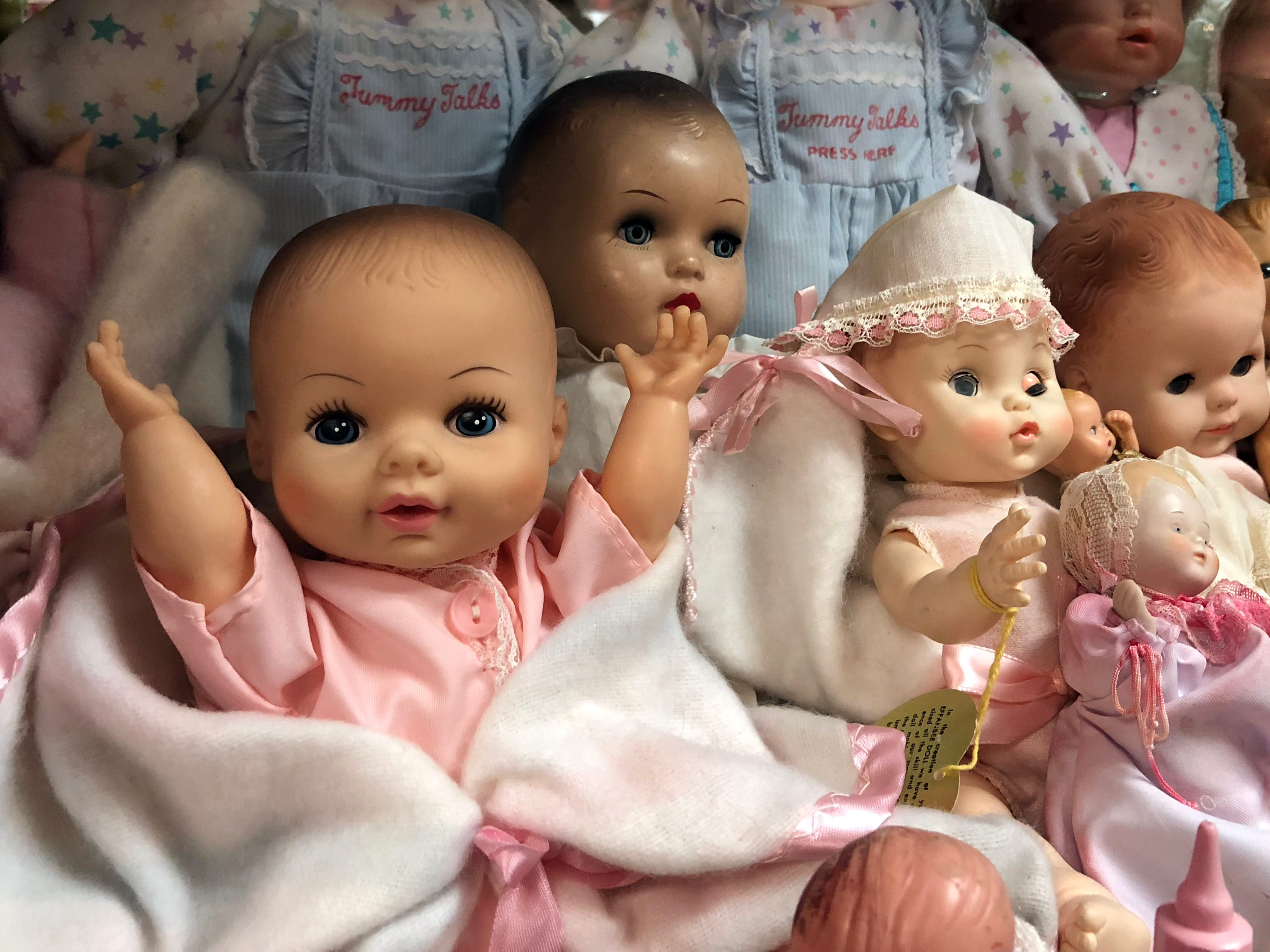 If you want to explore the ghosts of Christmas toys past, you could make your way to the World's Largest Toy Museum and ogle Lincoln Logs, Cracker Jack prizes, antique dolls, a gaggle of toy guns, and more than a million other playthings.