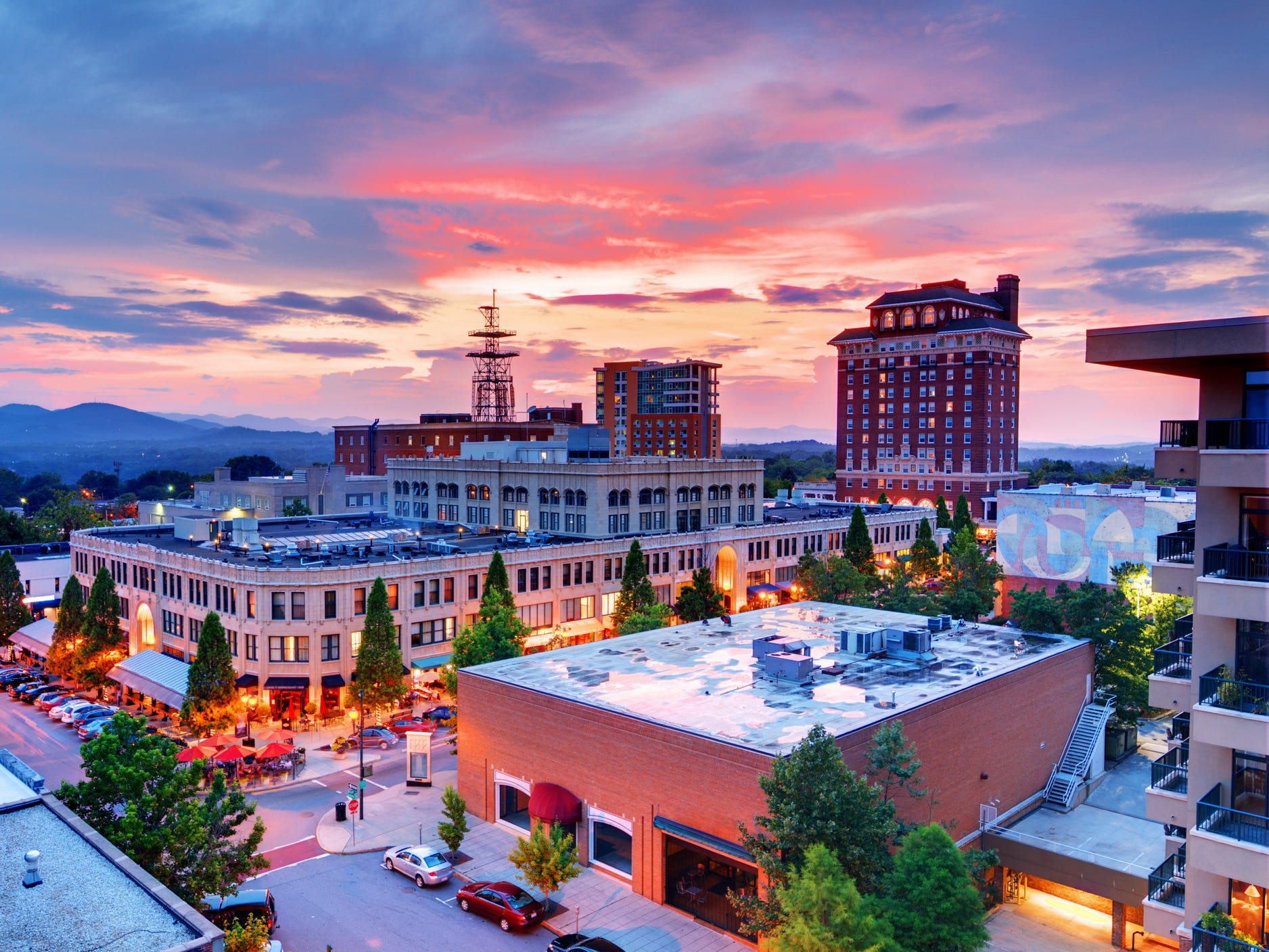 Asheville, North Carolina: With budget airlines expanding to the city, Asheville saw a 40 percent drop in airfares according to CheapOair. Enjoy the Blue Ridge Mountains for great value into the early winter months of 2019. Walk around the Art Deco downtown area, take a rooftop bar tour with amazing views, drink up at some of the city's 33 breweries in the South Slop District, or even take a winter hike.