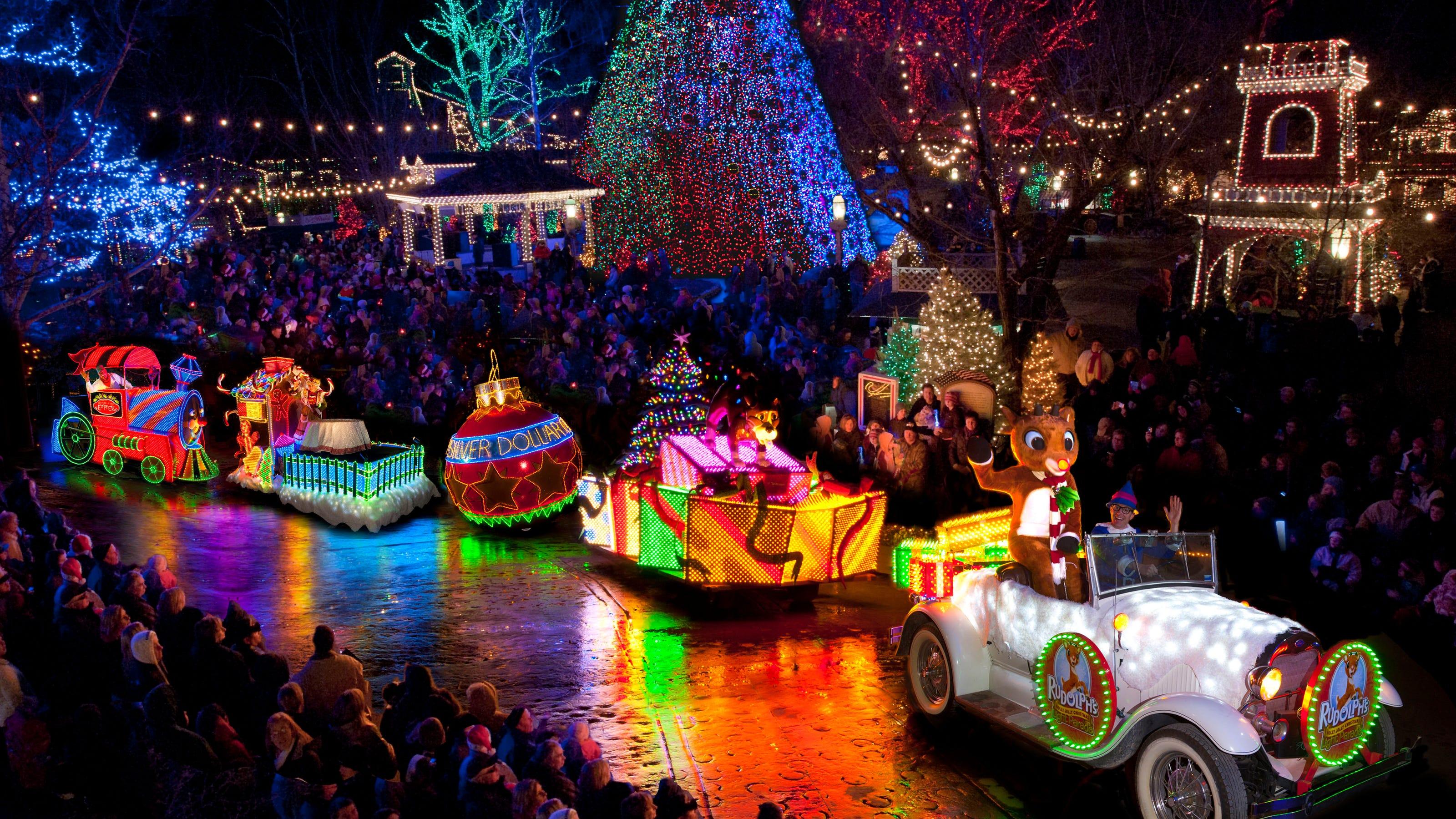 Niangua Missouri Christmas Parade 2021