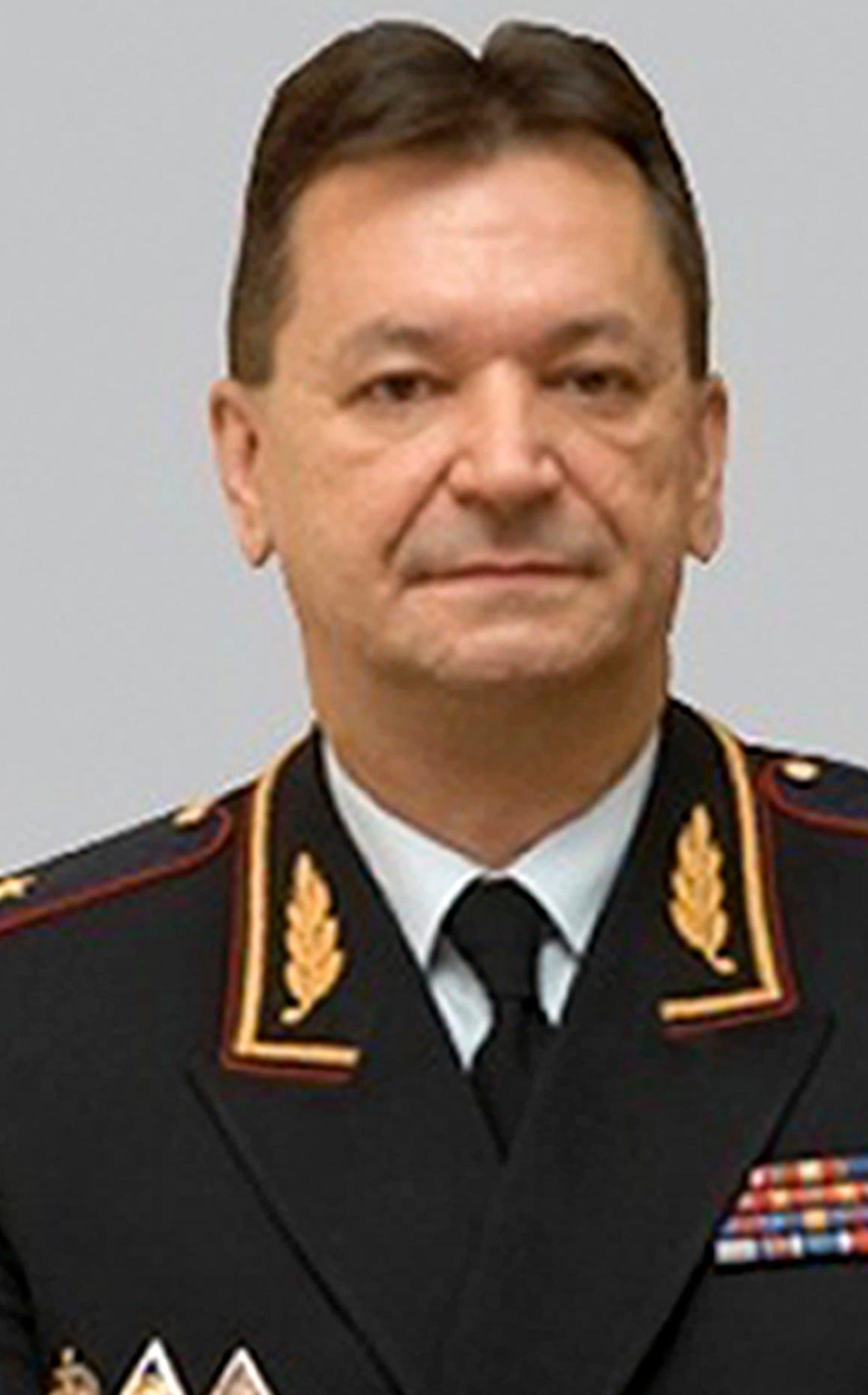 Interpol President Russia Alexander Prokopchuk