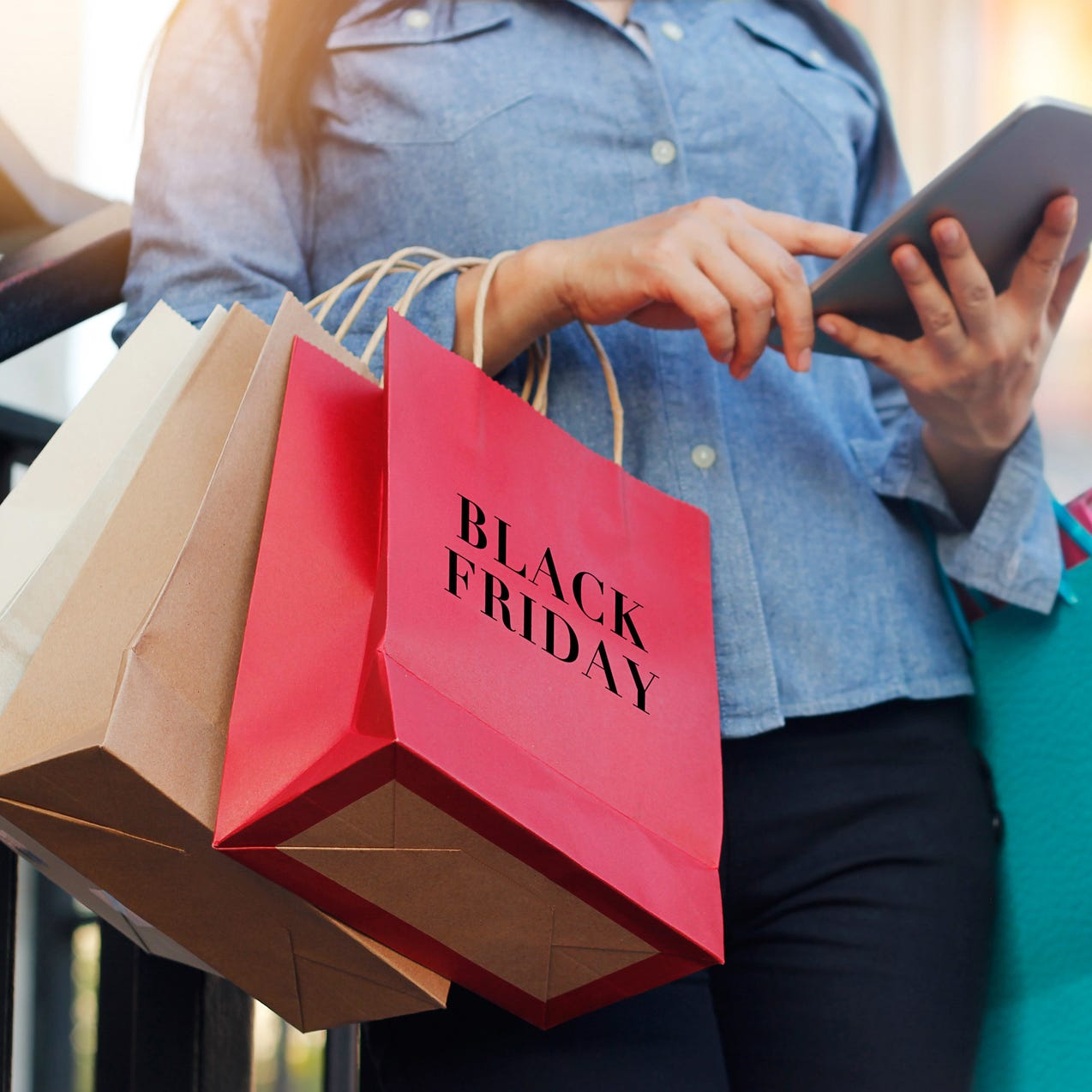 The best Black Friday clothing, fashion, retail deals