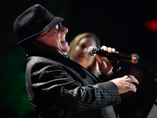 "Van Morrison's ""The Prophet Speaks"" is out on Friday."