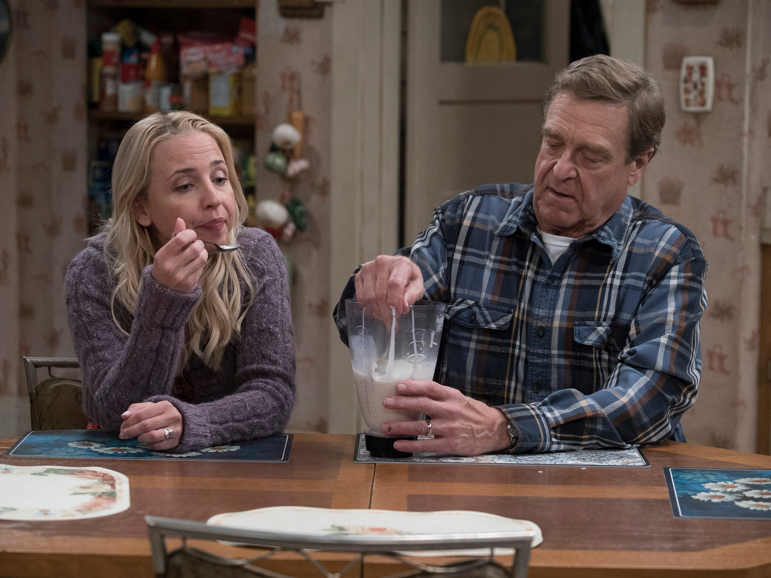 'The Conners' recap: Big news promises to shake the family dynamic