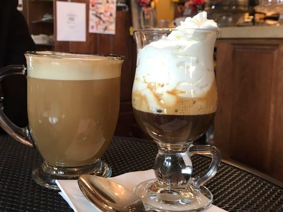 Cafe d'Marie