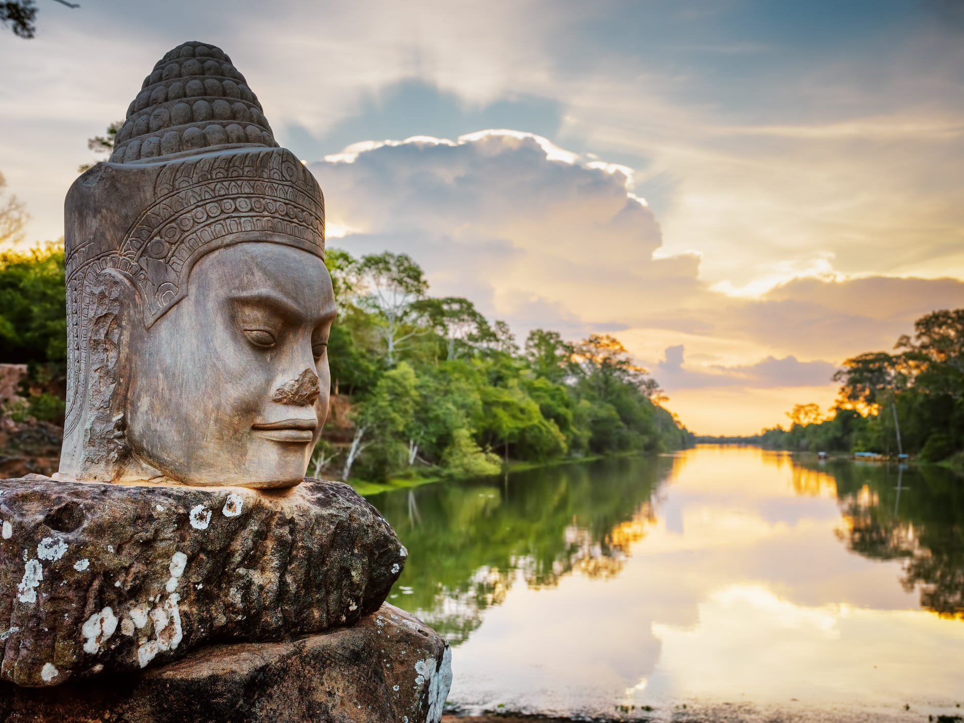 Southeast Asia: Laos and Cambodia have seen lower airfare this winter season with round-trip prices below $1,000 to the region for cities like Siem Reap. New service from Thai Airways connects you to cities like Ho Chi Minh City (Vietnam), Yangon (Mynamar) and Phnom Penh (Cambodia) via Bangkok, so you can maximize your options. The warm and dry high season in the region stretches from January to March, so you don't have to worry about monsoons and other weather threats in winter.