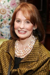 Gloria Vanderbilt at The National Arts Club on April 7, 2009 in New York City.