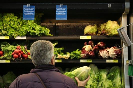 Ap Lettuce Outbreak A Usa Pa