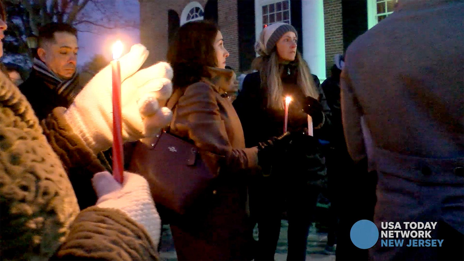 Colts Neck Fire: Community vigil remembers murder victims