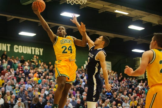 Yale Vs Vermont Men S Basketball 11 21 18