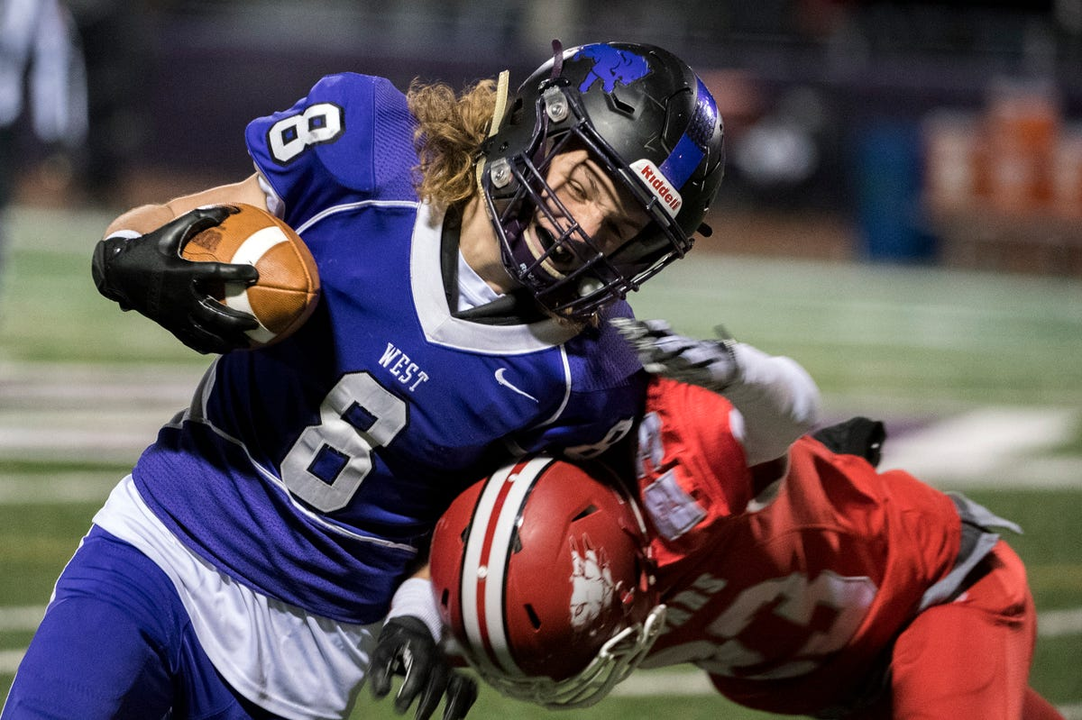 South Jersey Football: West beats East in Cherry Hill rivalry, 22-7