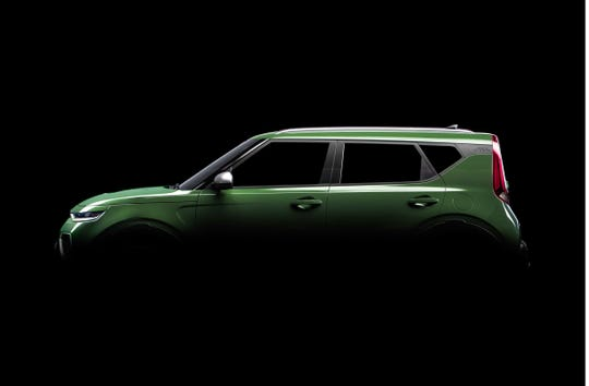 The 2020 Kia Soul will debut at the Los Angeles auto show.