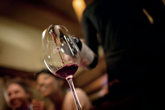 Seasons 52's menu is paired with wines from across the globe.