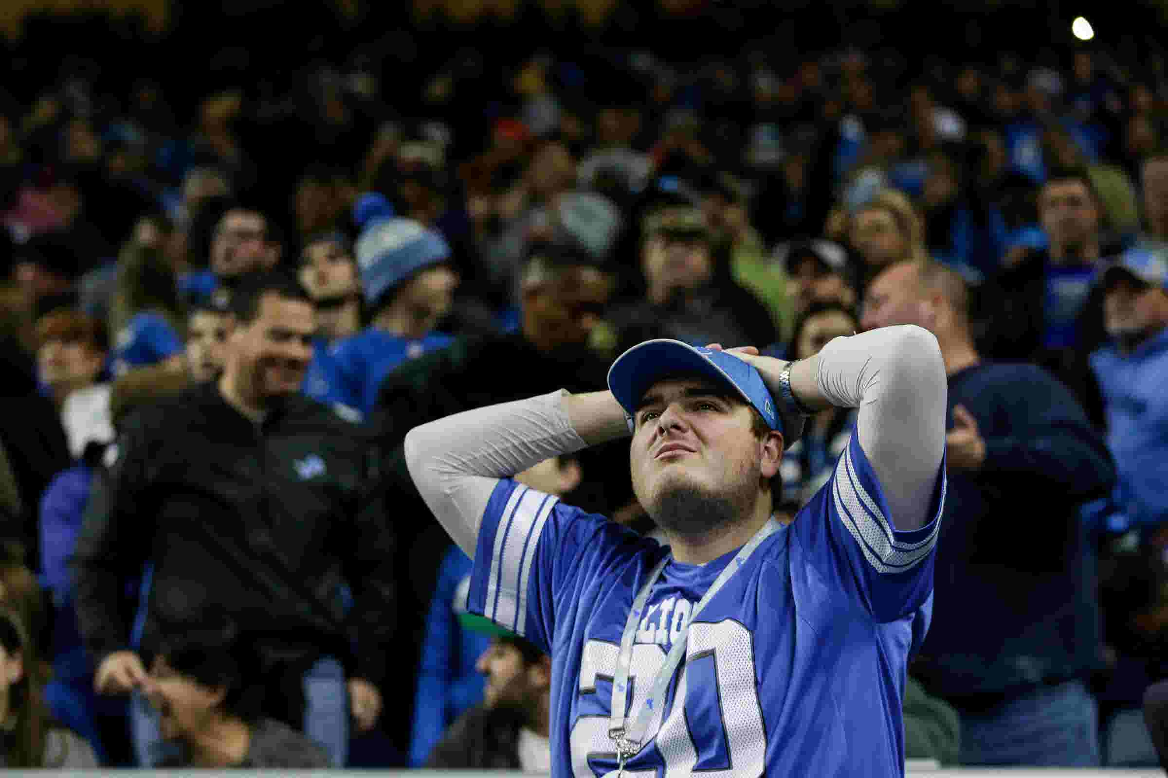 10,000 days after last playoff win, Lions fans tell us why they still care