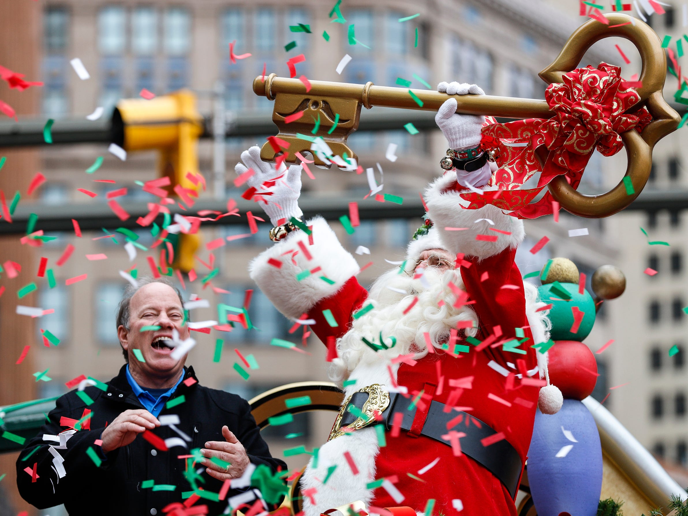 Thanksgiving parade shows Detroit at its best | Opinion
