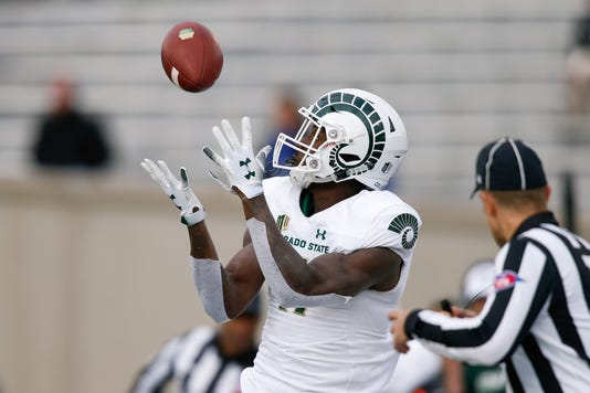 Colorado State University Football Ends Season With Loss To Air Force